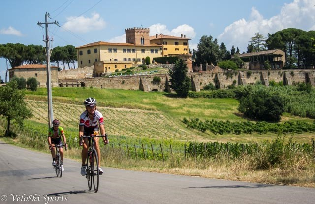 Tuscany Unplugged Bike Tour