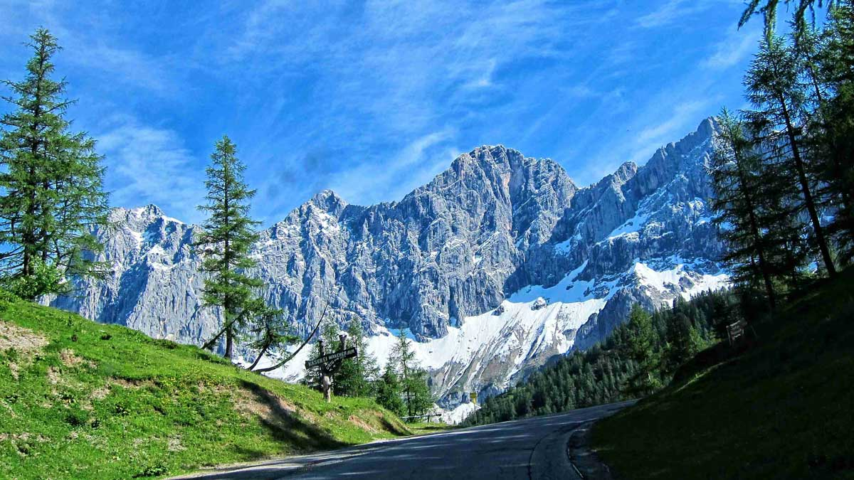 Escape to the Austrian Alps Bike Tour